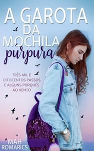 A Garota da mochila púrpura