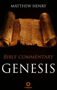 Bible Commentary - Genesis