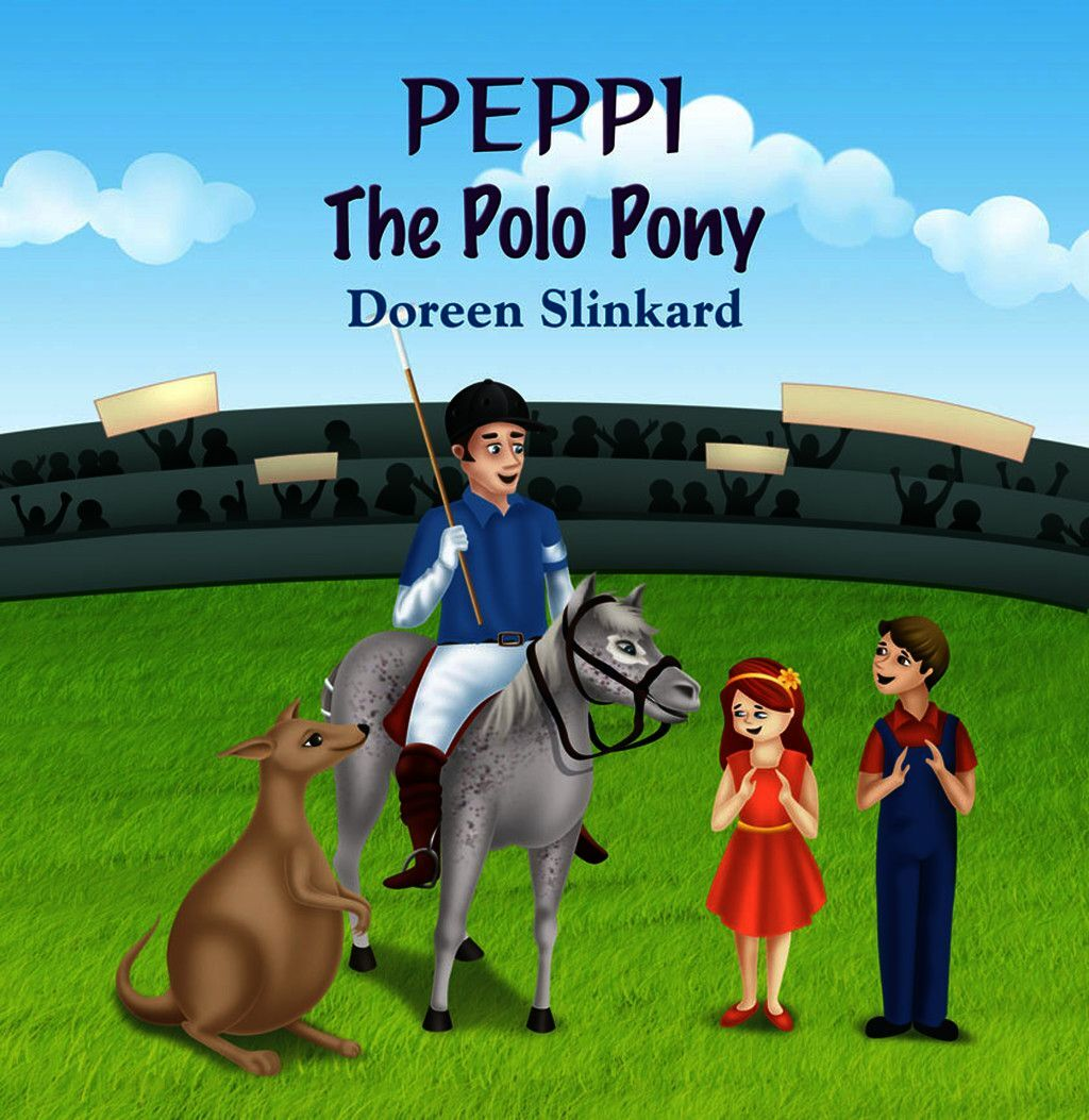 Peppi The Polo Pony