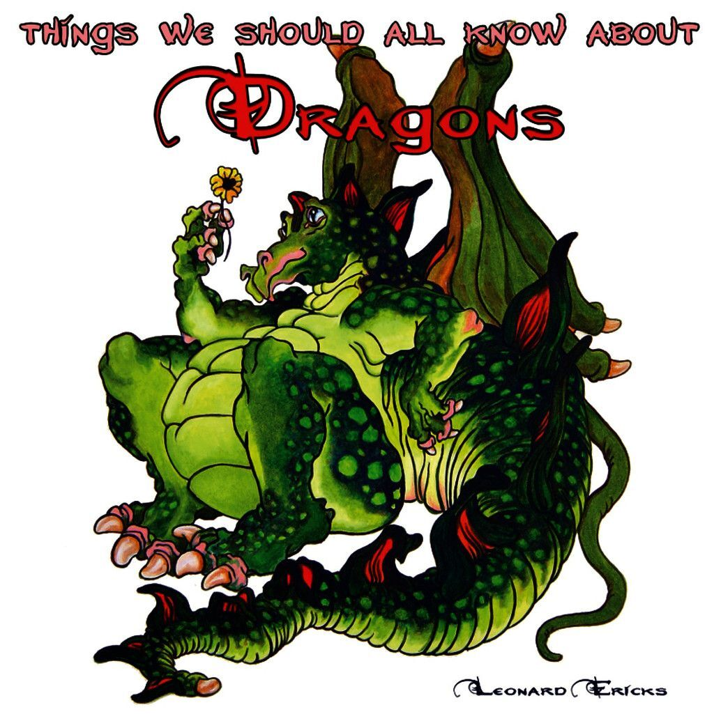 Things We Should All Know About Dragons
