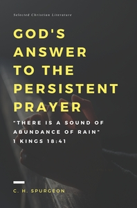 God's answer to the persistent prayer