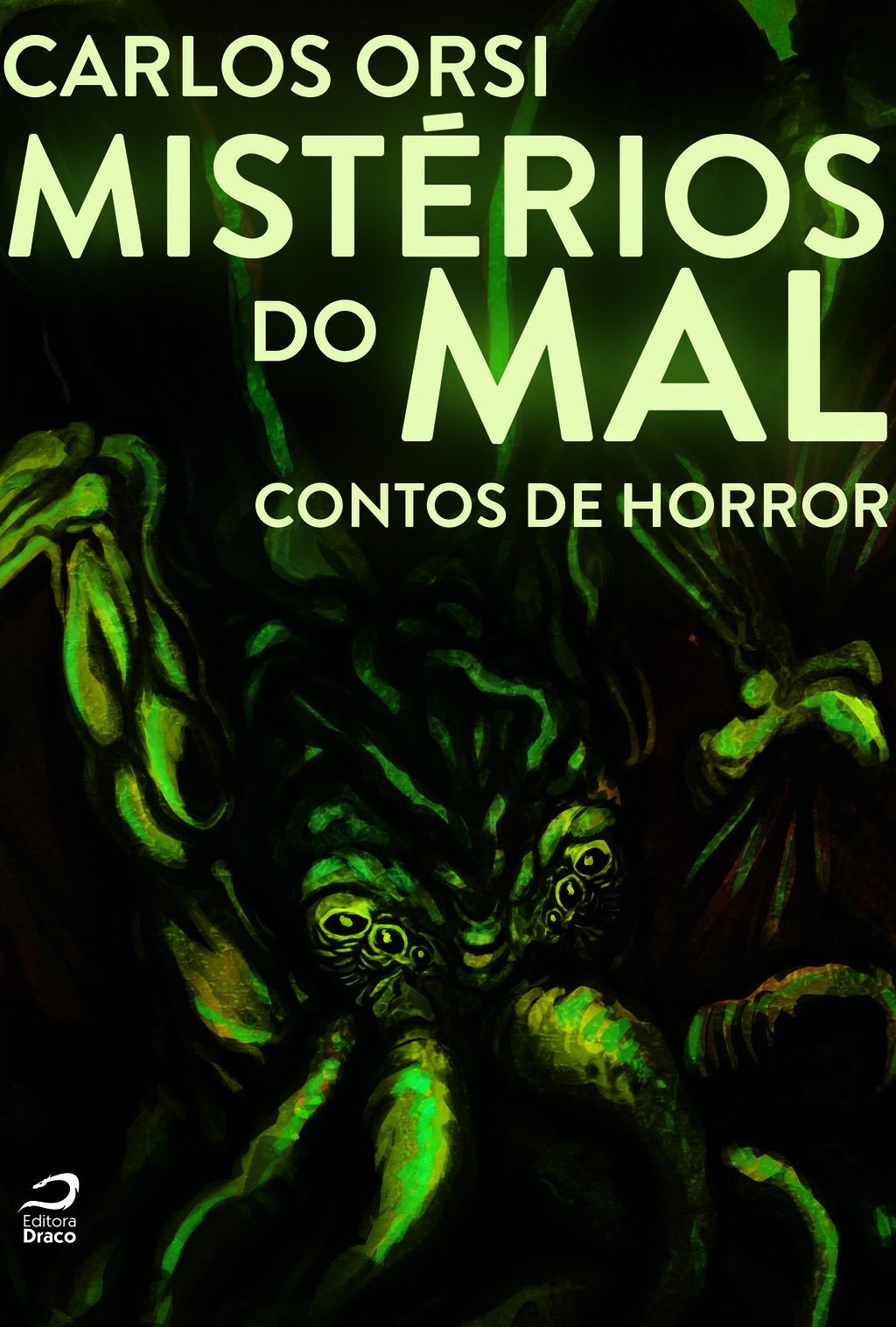 Mistérios Do Mal: Contos De Horror