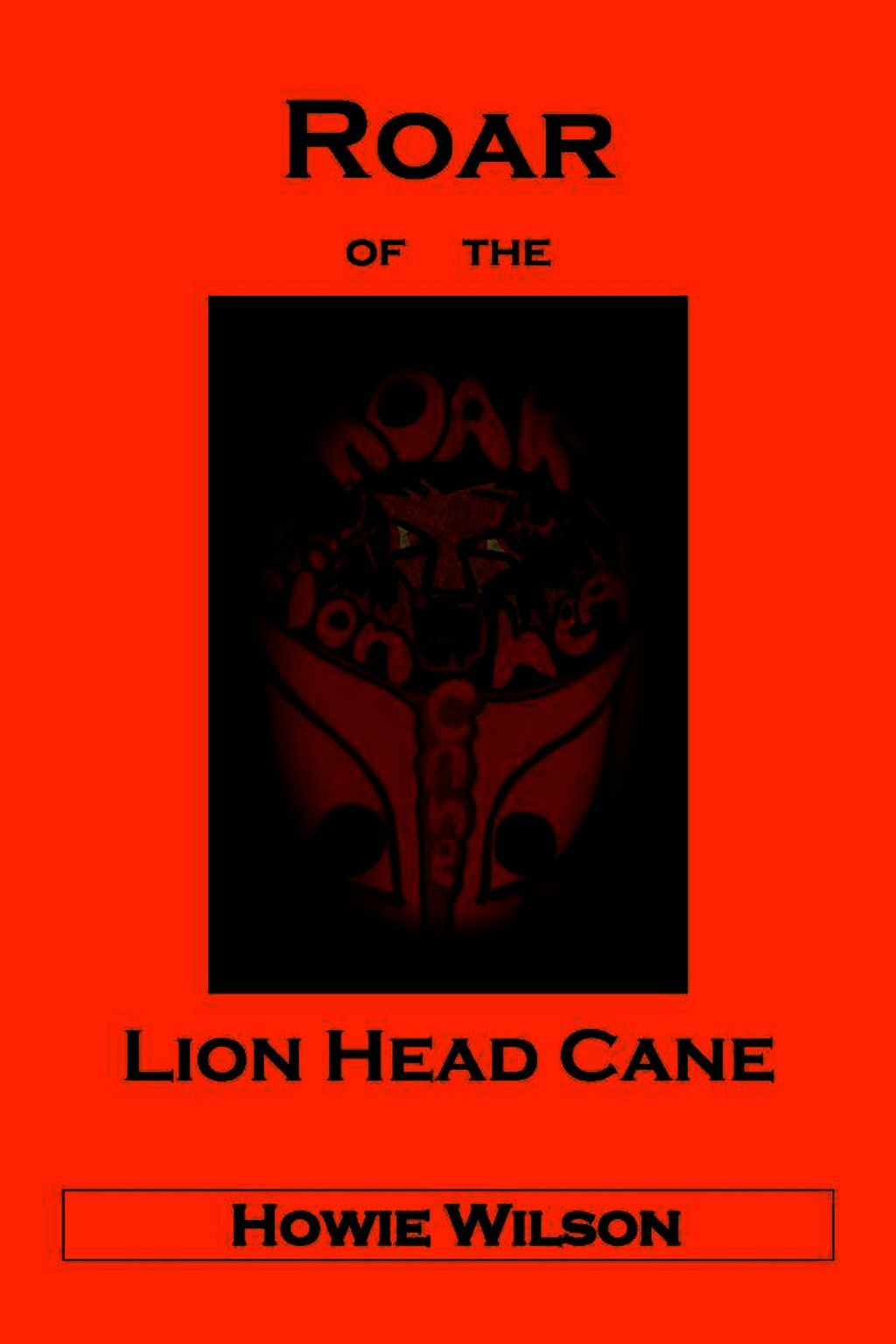 Roar Of The Lion Head Cane