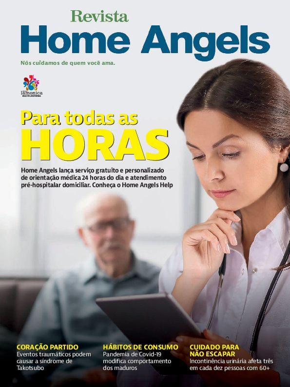 Revista Home Angels