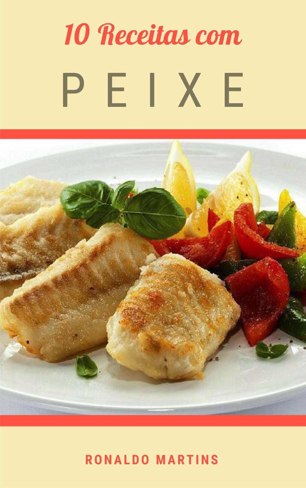 10 receitas com peixe
