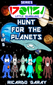 Little Guardians Series -  Hunt for the Planets