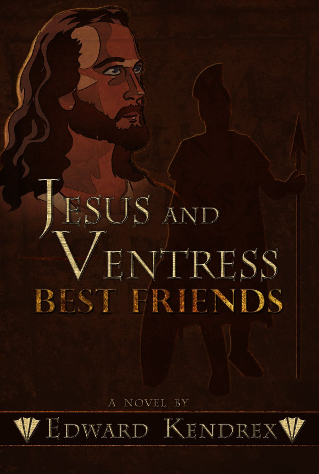 Jesus And Ventress: Best Friends