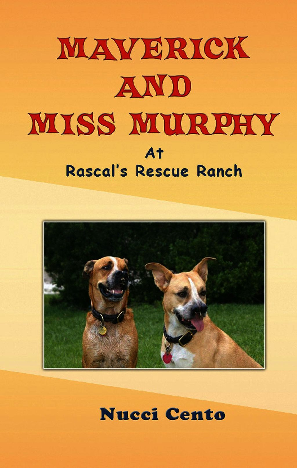 Maverick And Miss Murphy At Rascal''s Rescue Ranch