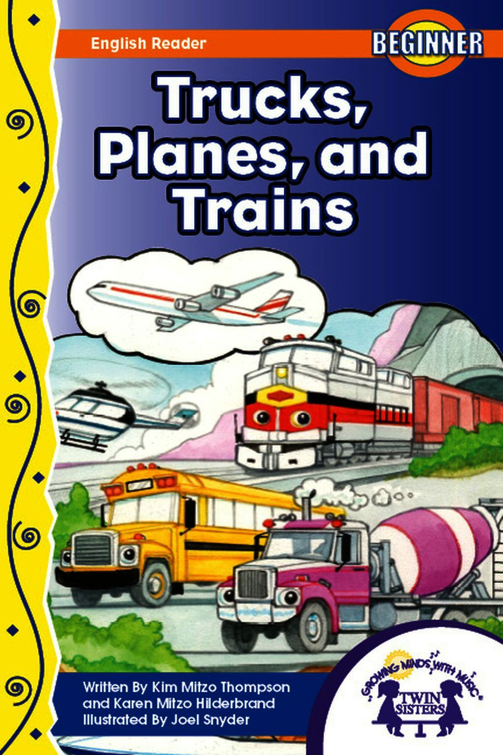 Trucks, Planes, And Trains
