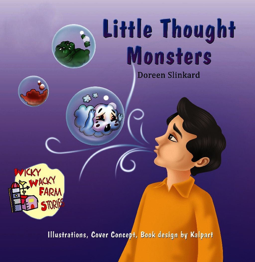 Little Thought Monsters: Wicky Wacky Farm Series