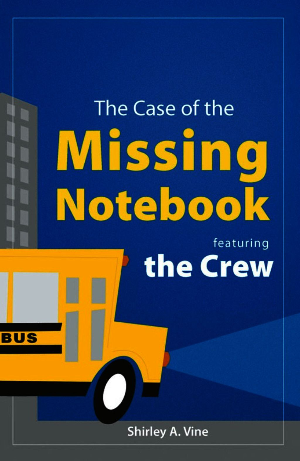 The Case Of The Missing Notebook