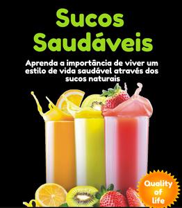 Sucos Saudáveis