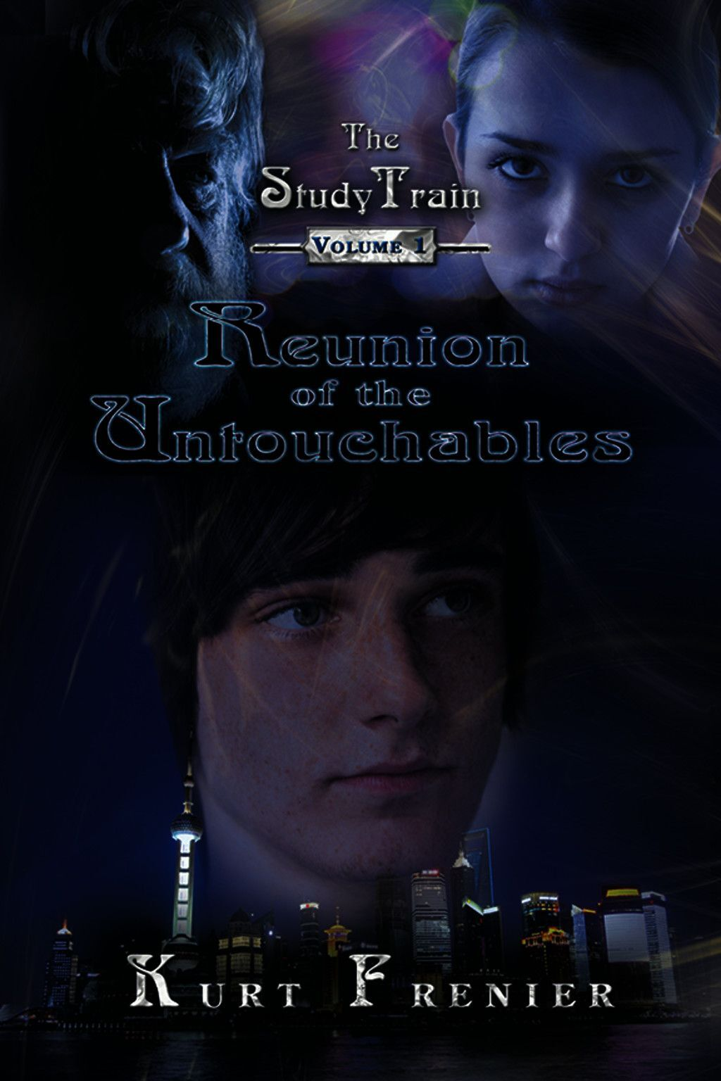 The Study Train - Volume 1~Reunion Of The Untouchables