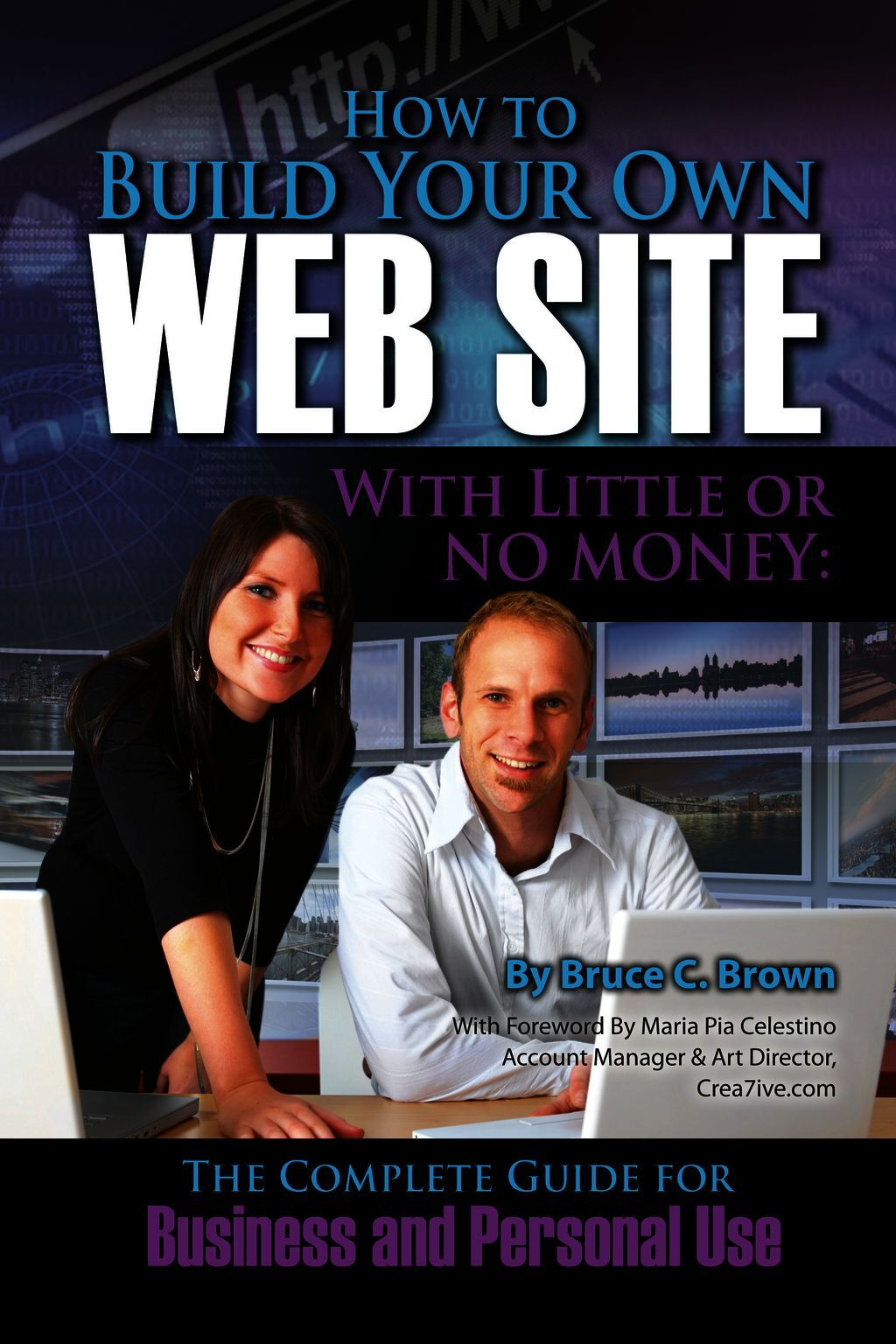How To Build Your Own Website With Little Or No Money