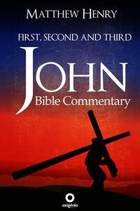 First, Second, And Third John - Complete Bible Commentary Verse By Verse