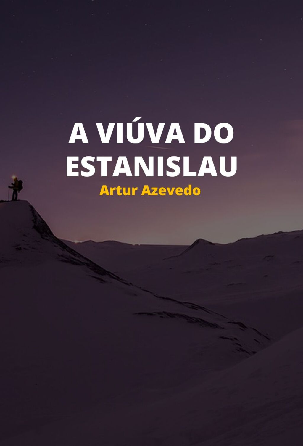 A Viúva do Estanislau