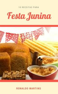 10 receitas para festa junina