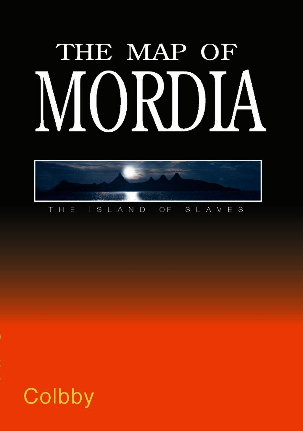 The Map Of Mordia