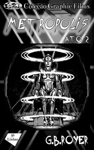 Graphic Novel - Metropolis – Volume 2