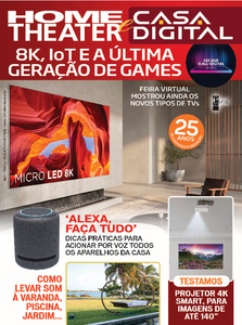 Home Theater e Casa Digital