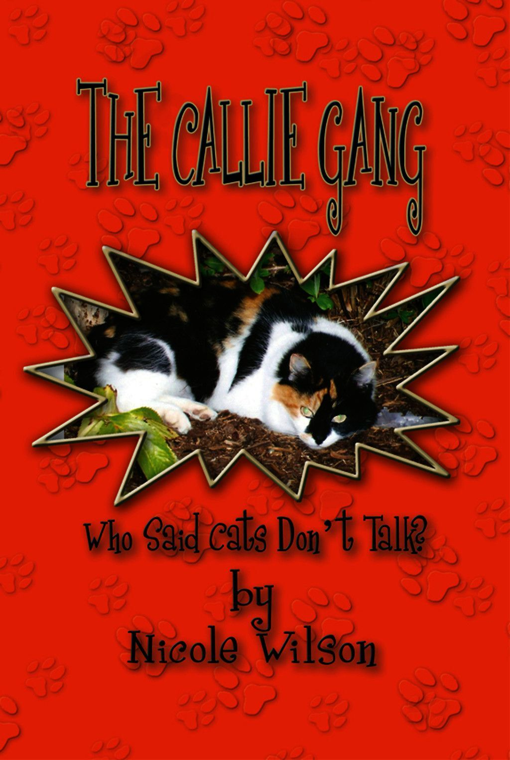 The Callie Gang~Who Said Cats Don''t Talk