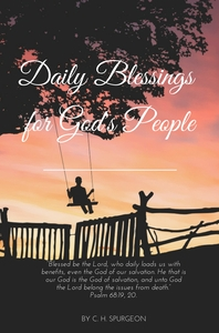 Daily Blessings for God's peoples