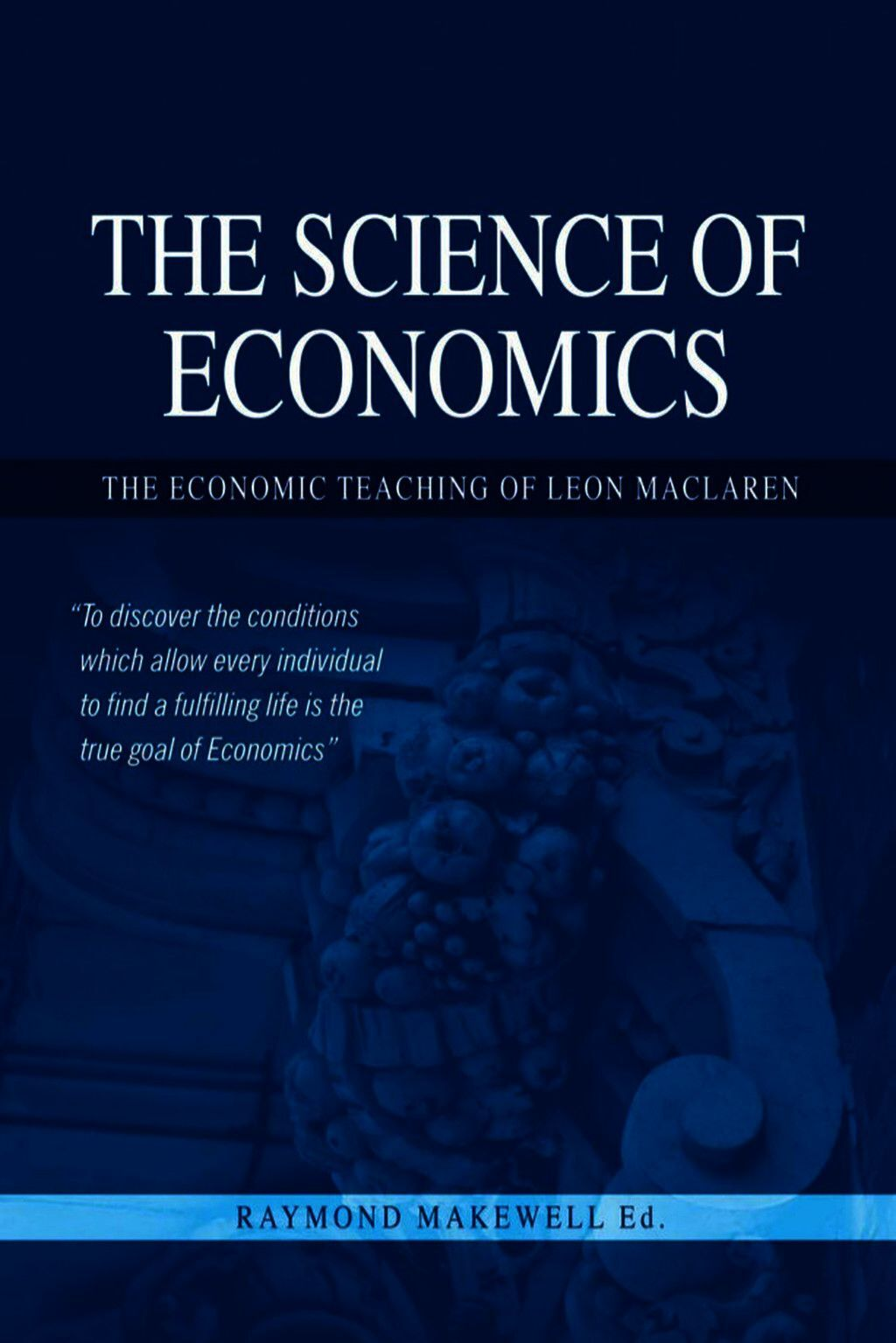 Science Of Economics