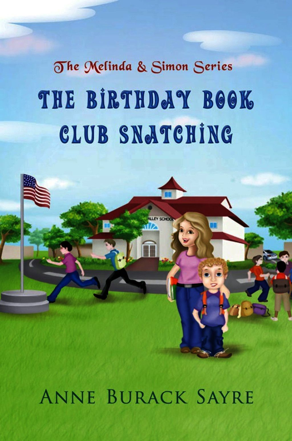 The Birthday Book Club Snatching