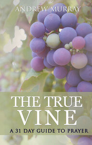 The True Vine: a 31 day guide to prayer