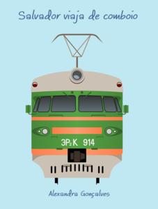 Salvador viaja de comboio