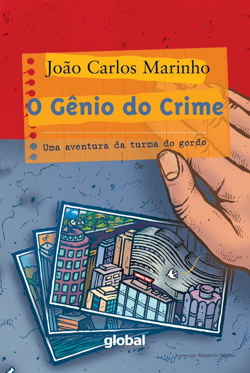 O gênio do crime - Uma aventura da turma do gordo