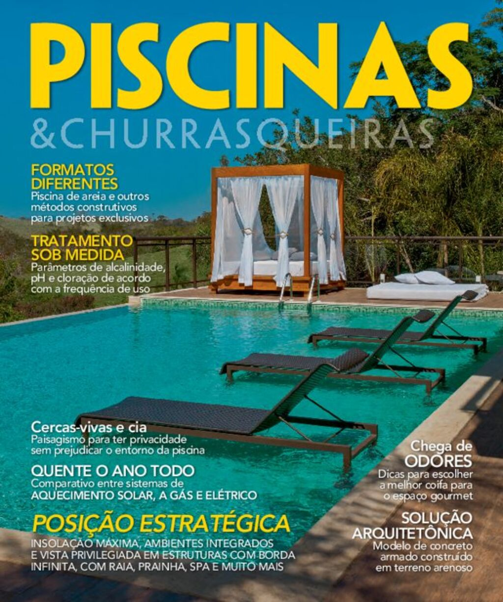Piscina & Churrasqueiras