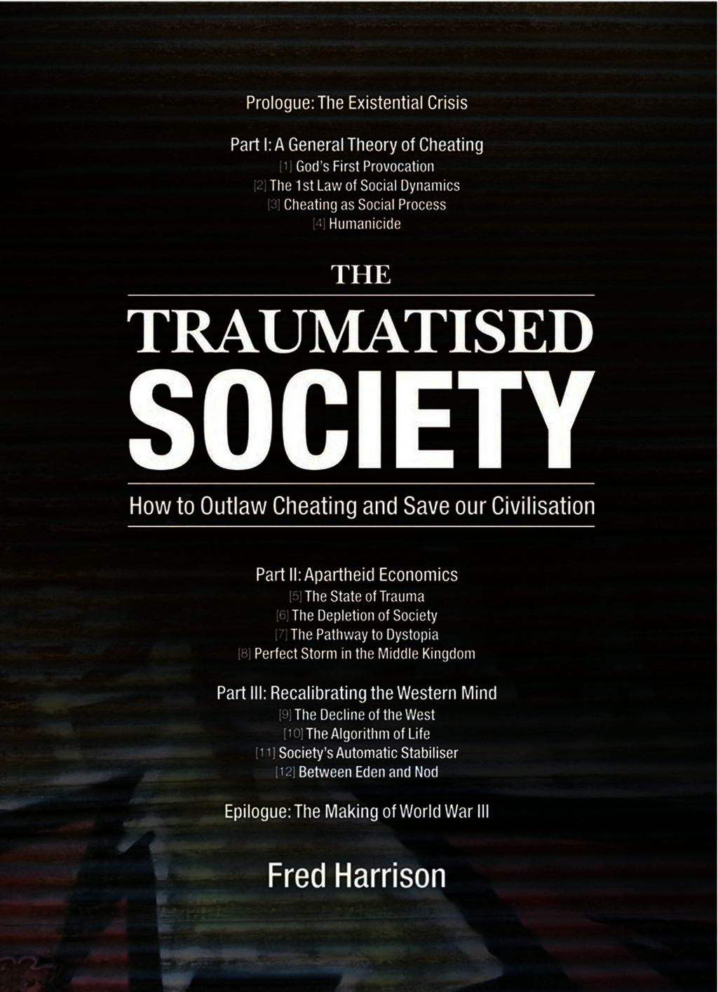 The Traumatised Society