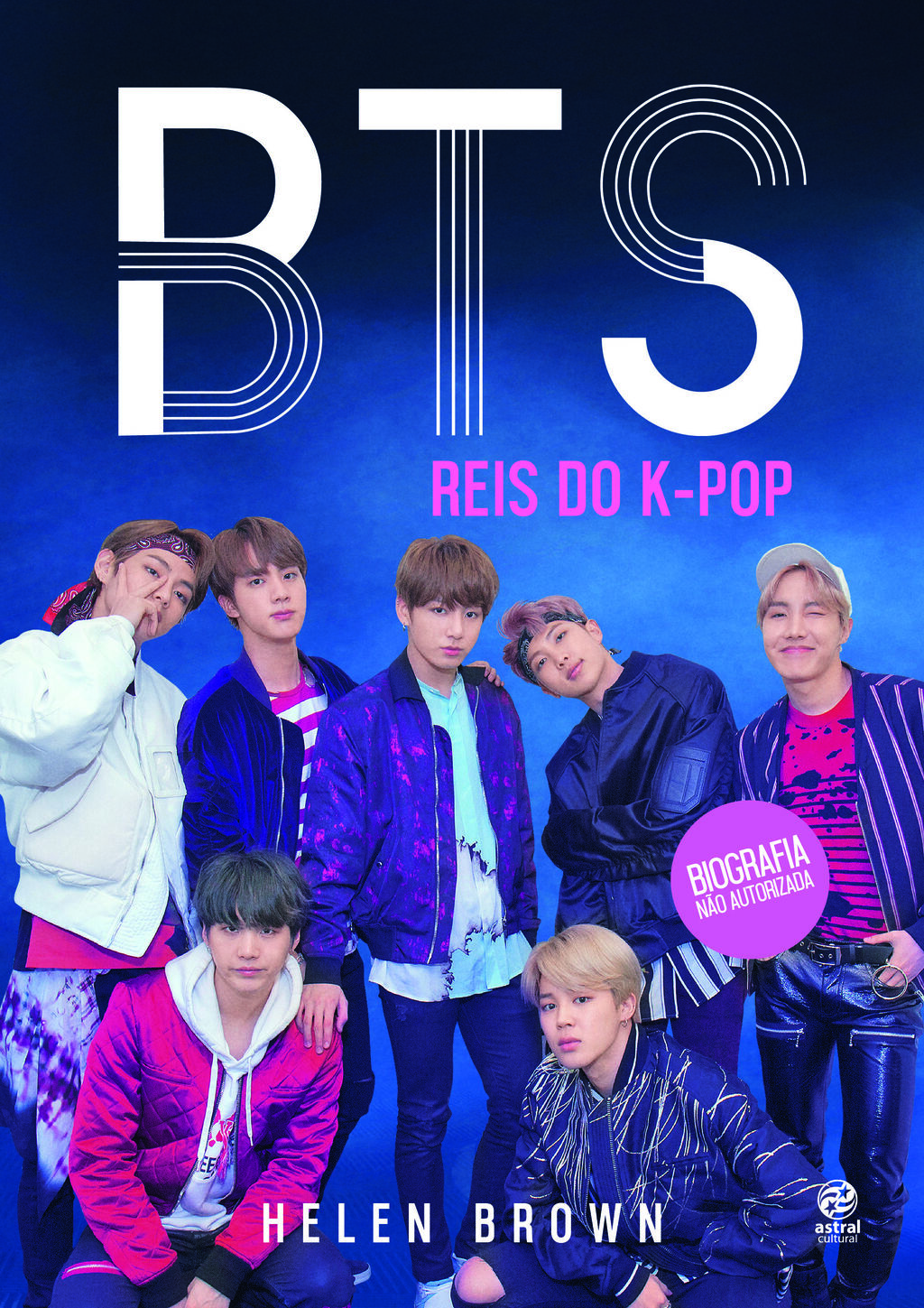 BTS - Reis do K-Pop